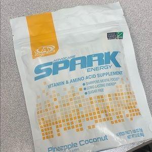 Spark pineapple coconut